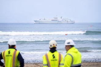 Google's subsea cable Grace Hopper delivers a 'new generation' of transatlantic connectivity